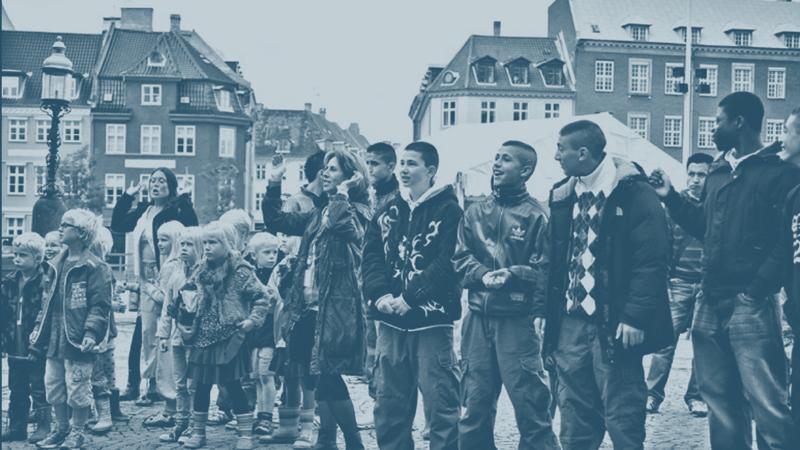 Культурное разнообразие: политика интеркультурализма