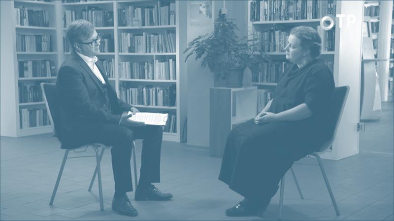 Интервью Марии Приваловой телеканалу ОТР