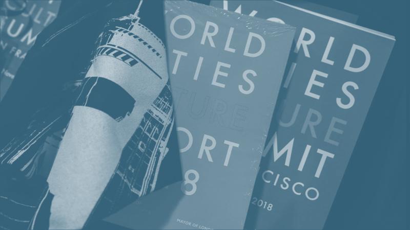 Доклад о культуре мировых городов 2018