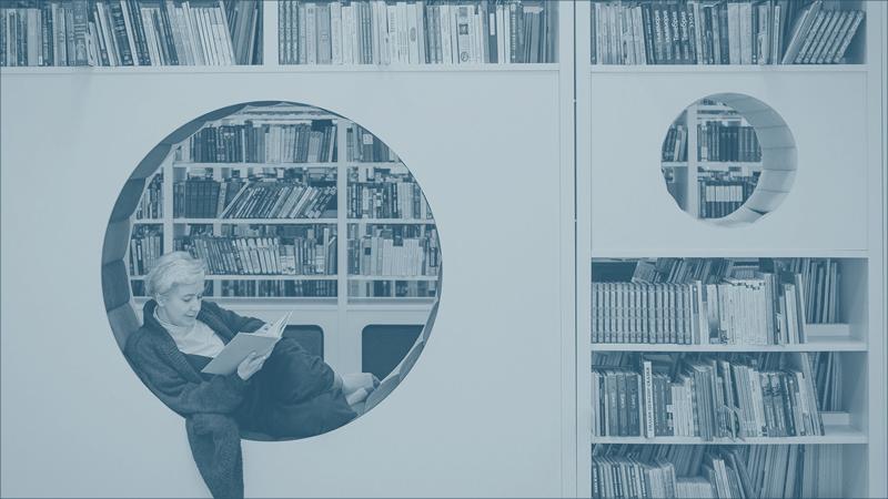 Как заманить хипстера в библиотеку