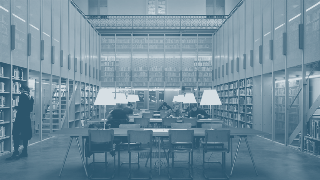Концепция стилистических решений для ремонтов в библиотеках Москвы