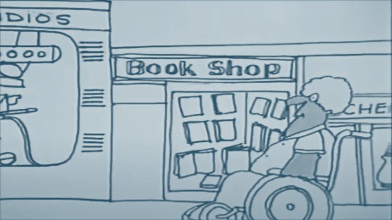 Библиотечно-информационное обслуживание посетителей с инвалидностью