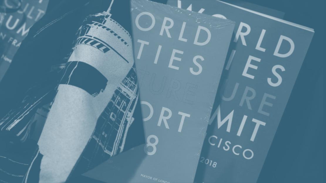 Создание пространств для сферы культуры: доклад Культурного форума мировых городов